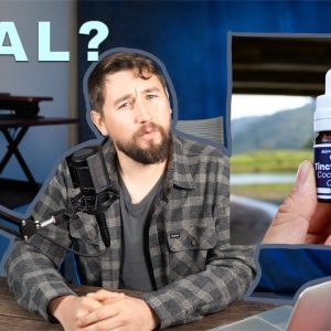 4 Corners Cannabis CBD review. Is it real? I sent it to a lab to find out.