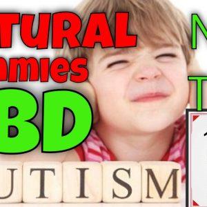 Best Natural Gummies for kids Autism | CBD Headquarters