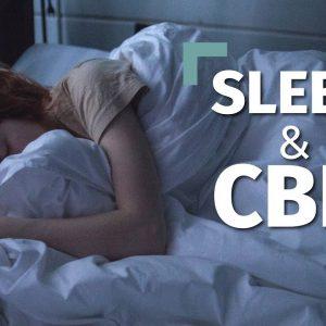 CBD for Sleep | Does CBD Help With Insomnia? (2019)