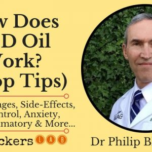 How Does CBD Oil Work? • Dr Philip Blair MD