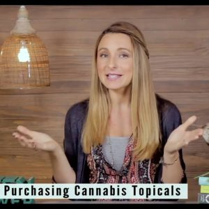 How to Buy & Use Cannabis Topicals - Mandee Lee - Try This / Green Flower