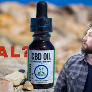 I sent Green Roads CBD to lab to see if it's real. Plus review.