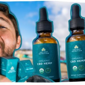 Is Ancient Nutrition REAL? See the LAB TESTS and CBD review.
