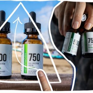Is Hempworx REAL? See the LAB TESTS and CBD review.