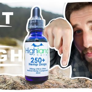 Is Highland Pharms REAL? See the LAB TEST and CBD review.