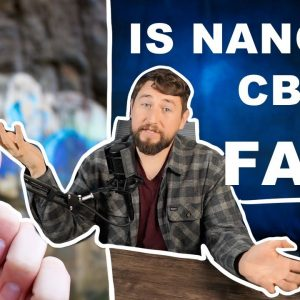 Is Nano CBD Bull Huey? CBD lab test and review.