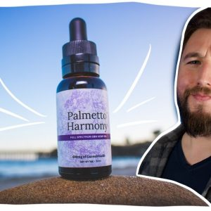 Is Palmetto Harmony CBD Real? I sent it to a lab. Plus review.