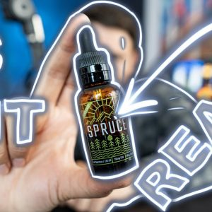 Is Spruce CBD REAL? See the new LAB TESTS and CBD review.