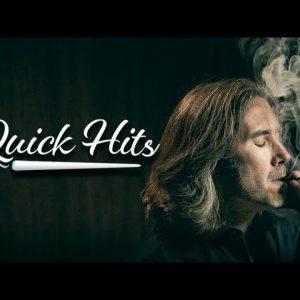 Green Flower Original Series: Quick Hits with Derek Gilman / Reading Your Ash