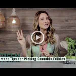 How to Choose and Use Cannabis Edibles: Pros and Cons / Mandee Lee / Try This / Green Flower