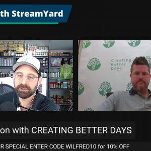 Celebrity Talk CBD Live Stream    CBD EVENT   $1000+ CBD Giveaway   CBD Headquarters