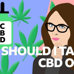 Should I take CBD oil for my anxiety? BBC Stories