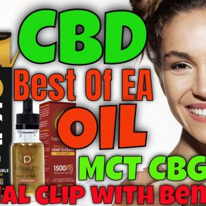 CBD Oil Tinctures Visual Clip, CBD vs CBG, MCT, Full Spec and Broad Spectrum   CBD Headquarters