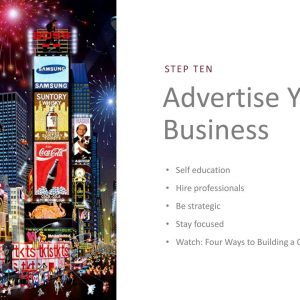 10 Steps to Start a CBD Business (10/10): Advertise Your Business