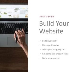 10 Steps to Start a CBD Business (7/10): Build Your Website