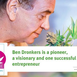 EIHA16, A man with a vision, Ben Dronkers