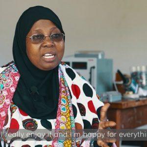 Joy in Action: Barefoot College Zanzibar