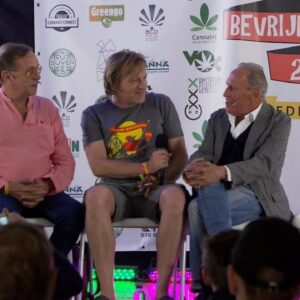 """Interview: """"How it all started"""": The Godfathers of The Bull Dog and Sensi Seeds on one stage"""