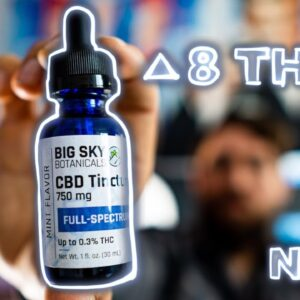 Is Big Sky Botanicals CBD REAL? They claim Delta-8 THC. See the new LAB TESTS and CBD review.