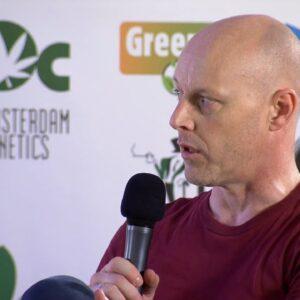 Interview Peter Muyshondt | Cannabis University 2018 | Cannabis News Network